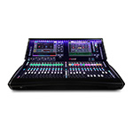 Allen & Heath dLive C3500 Control Surface 24 Faders top thumbnail