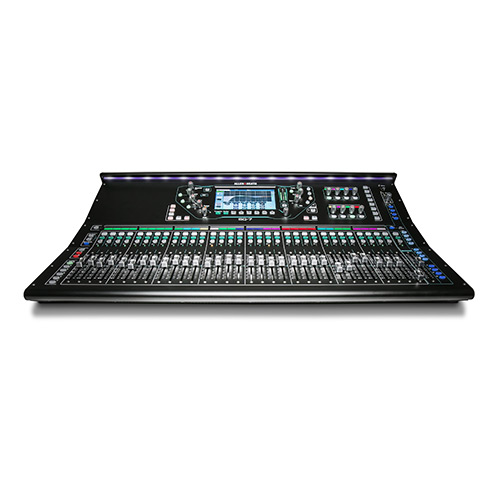 Allen & Heath SQ-7 Digital Mixing Console