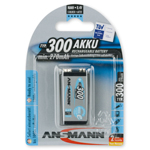 Ansmann Rechargeable 9V Battery