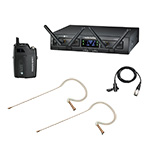 Audio-Technica ATW-1311E6i AT831cW System 10 PRO Wireless Bundle