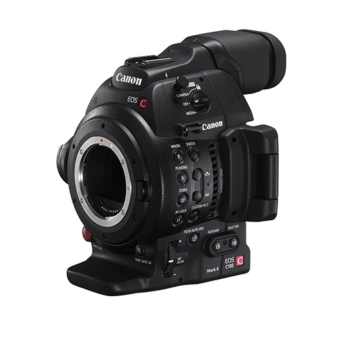 Canon EOS C100 Mark II (Body Only)