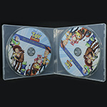 MediaSAFE Clear 2 Disc CD Poly Case alternate thumbnail