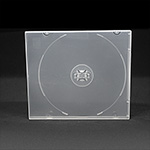 MediaSAFE Clear CD Poly Case back thumbnail