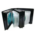 MediaSAFE CD/DVD Storage Case back thumbnail