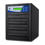 EZ Dupe DVD3NECNH 3 Copy DVD CD Duplicator