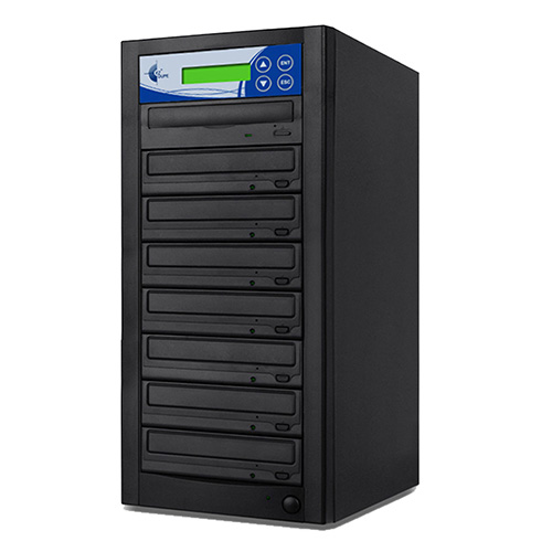 EZ Dupe DVD7NECNH 7 Copy DVD CD Duplicator