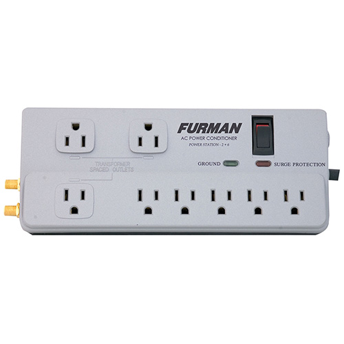 Furman PST-2+6 Power Strip