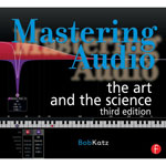 Hal Leonard (141445) Mastering Audio The Art And Science 3rd Edition