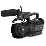 JVC GY-HM250 4KCAM Compact Handheld Camcorder