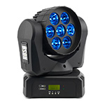 Martin Professional RUSH MH 2 Wash Moving Head Lighting Fixture