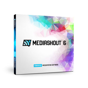 MediaShout 6 Software