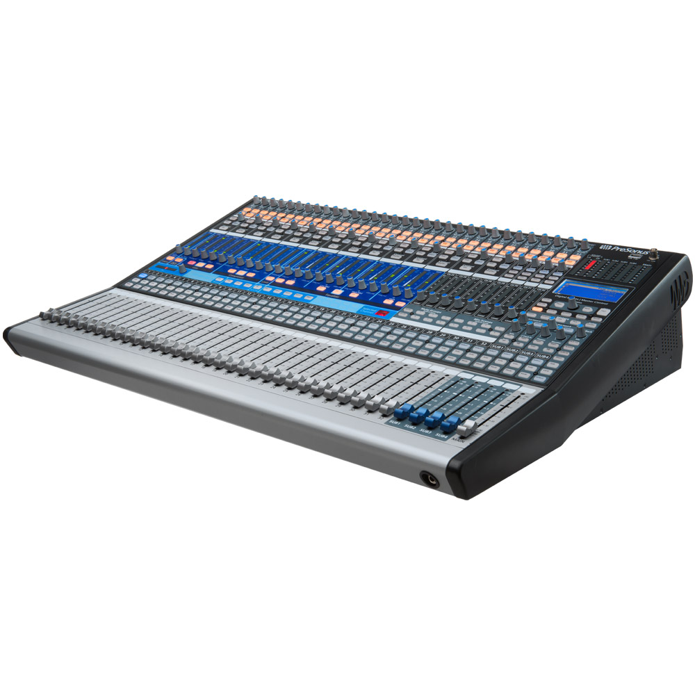 presonus studiolive 32 4 2ai digital mixer. Black Bedroom Furniture Sets. Home Design Ideas