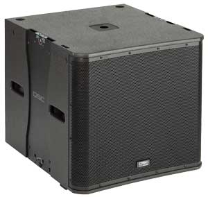 QSC KLA181 18-inch Active Flying Subwoofer