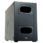 QSC KS212C K Cardioid Subwoofer right thumbnail
