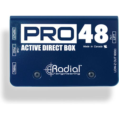 Radial (R800 1105) Direct Box