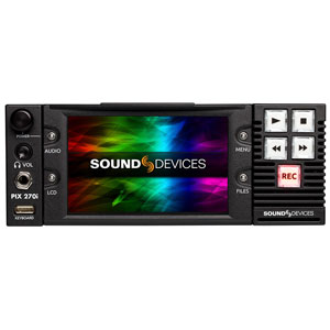 Sound Devices PIX 270i