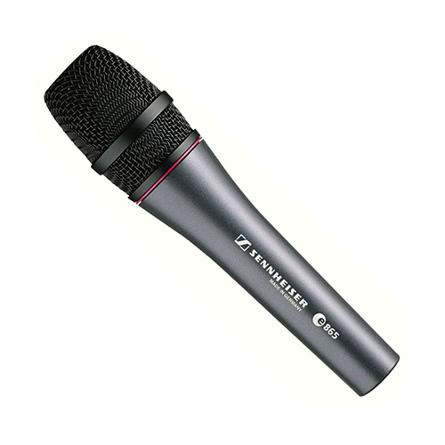 Sennheiser e865 Handheld Vocal Microphone