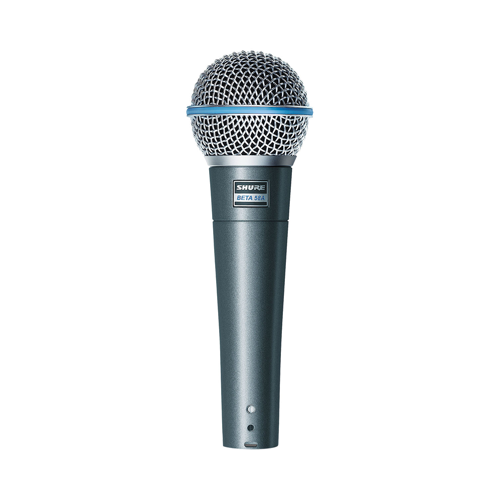shure beta 58a vocal microphone cardioid. Black Bedroom Furniture Sets. Home Design Ideas