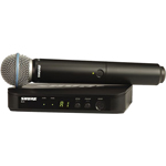 Shure BLX Beta 58 Handheld Wireless System