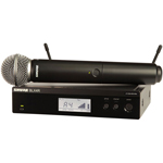 Shure BLX SM58 Handheld Wireless System