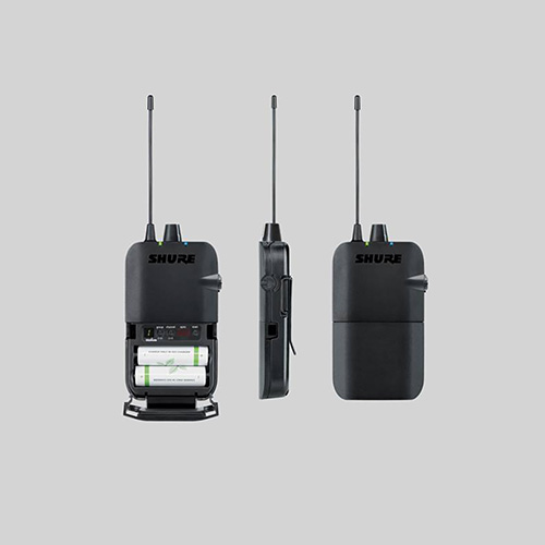 Shure P3R Wireless Bodypack Receiver
