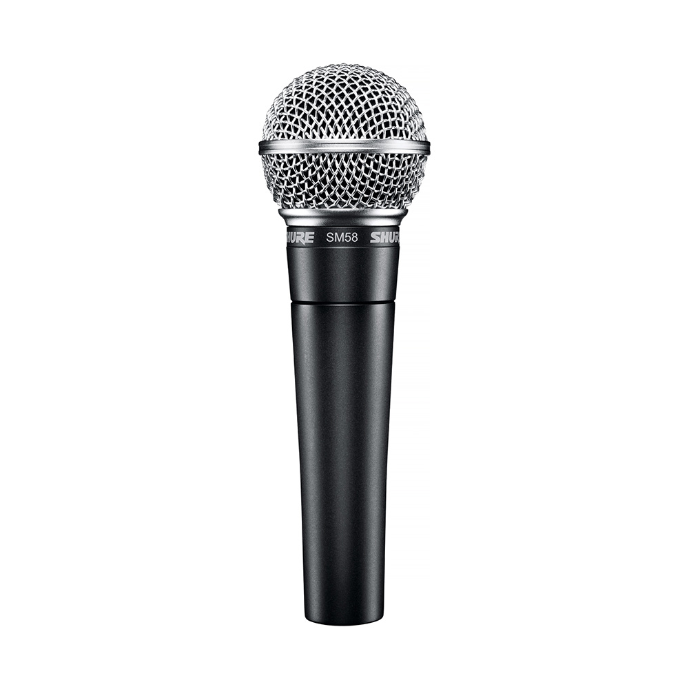 shure sm58 lc vocal microphone cardioid dynamic. Black Bedroom Furniture Sets. Home Design Ideas