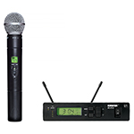 Shure Wireless Handheld Microphone