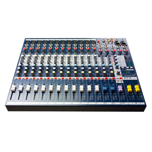 Soundcraft EFX12 Compact Mixer with Effects alternate thumbnail