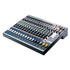 Soundcraft EFX12 Compact Mixer with Effects