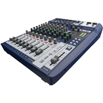 Soundcraft (5049551) Signature 10 Analogue Mixer