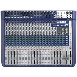 Soundcraft (5049562) Signature 22 Analogue Mixer