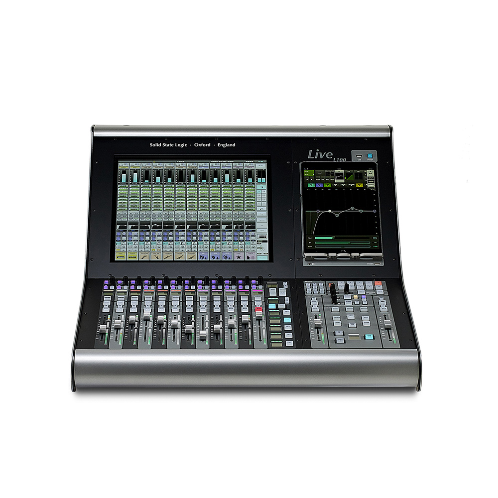 Solid State Logic Ssl Live L100 Digital Mixing Console