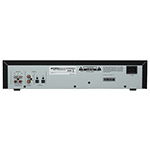Tascam CD-RW900MKII Proffesional CD Player back thumbnail