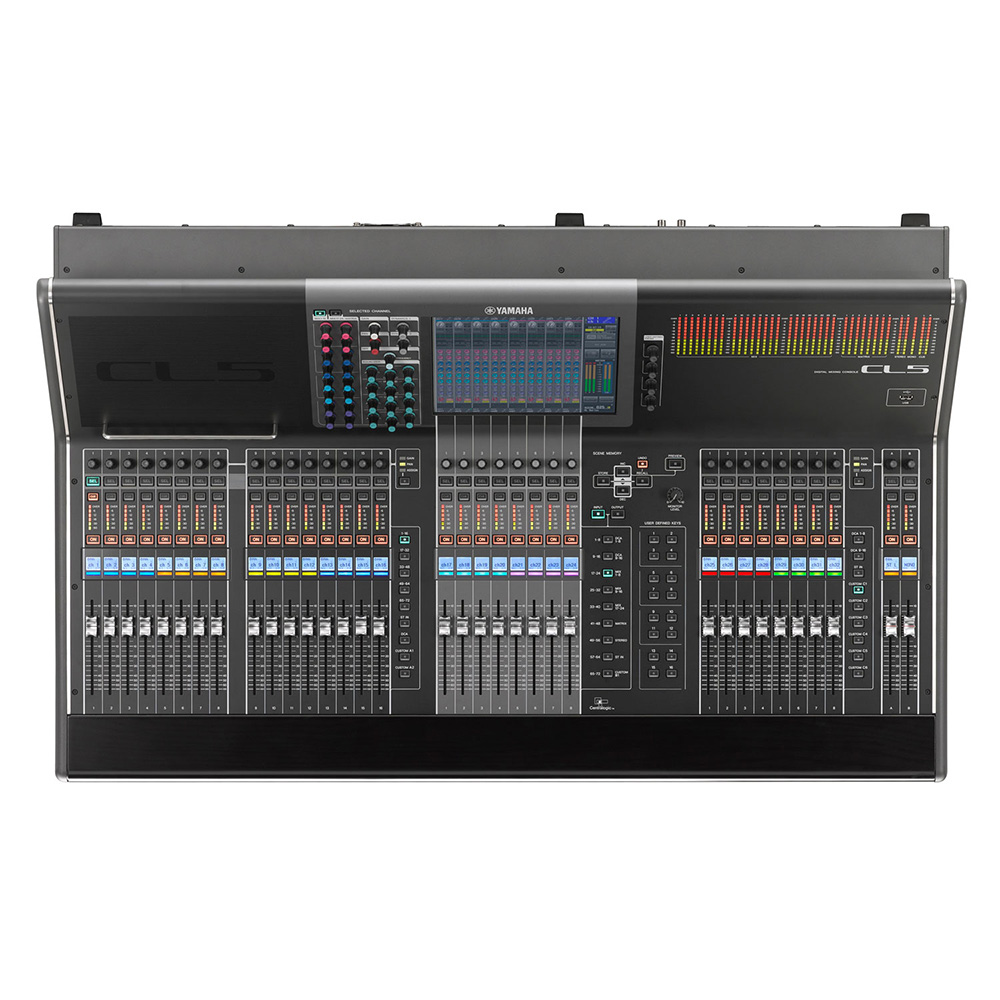 yamaha cl5 digital mixer. Black Bedroom Furniture Sets. Home Design Ideas